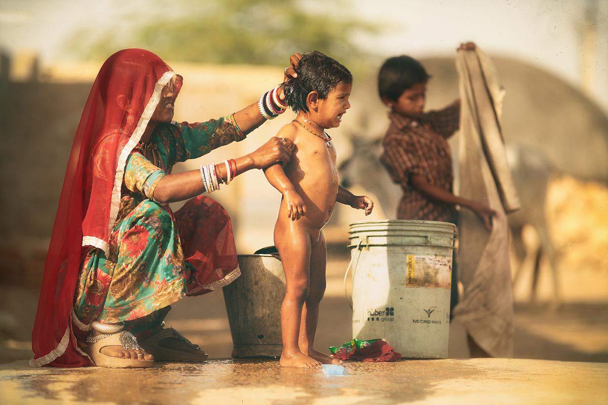 индийские голые семьи - 7