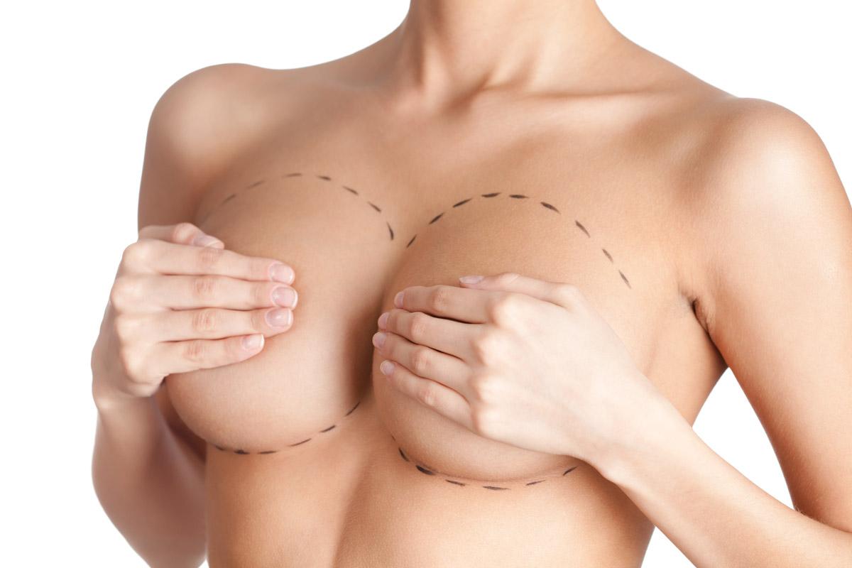 Шикарная грудь должна быть именно такой!