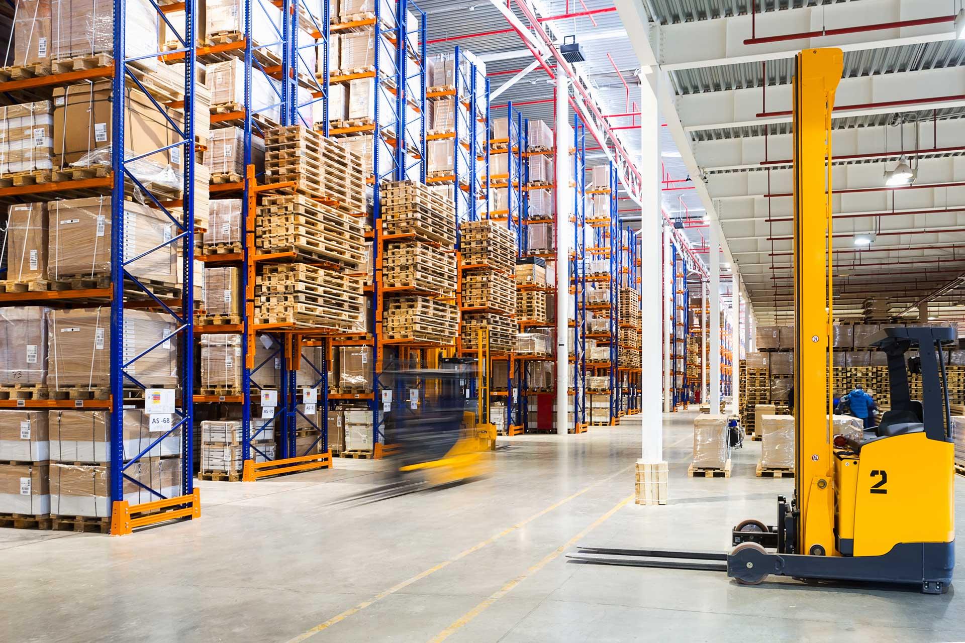 Павел Лисицин о том, как эффективно использовать доступное пространство склада